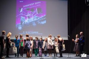 Gala de Inchidere Anim`est 2014