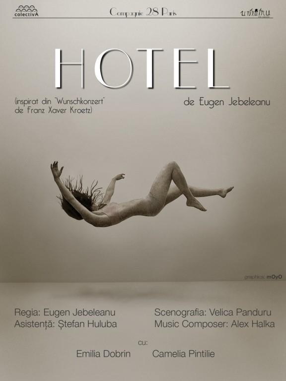 Eugen Jebeleanu - HOTEL
