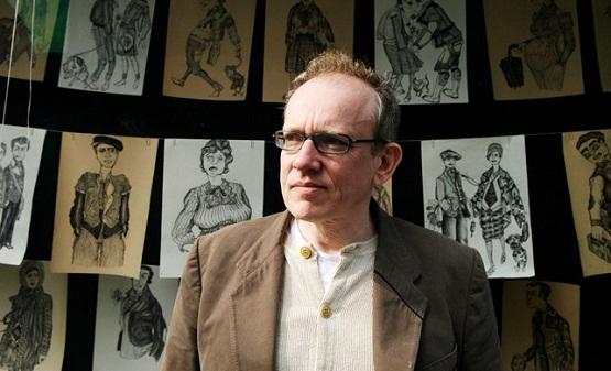 JAMES MEEK, autorul romanului Invaziile inimii