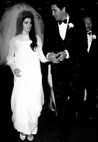 Priscila Wagner & Elvis Presley