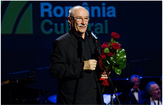Maestrul Victor Rebengiuc va primi Trofeul de Excelență Comedy Cluj 2014