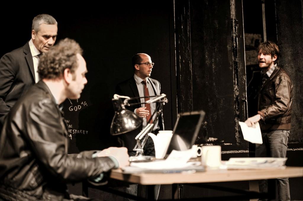 26, 27 noiembrie, 19.00 Schaubühne, Berlin, Germania Henrik Ibsen: UN DUȘMAN AL POPORULUI Regia: Thomas Ostermeier