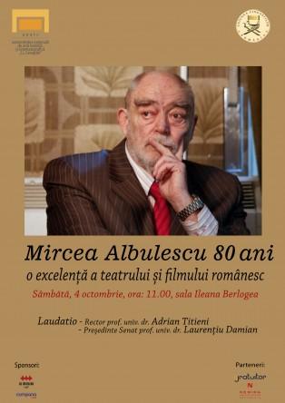 Mircea Albulescu, 80
