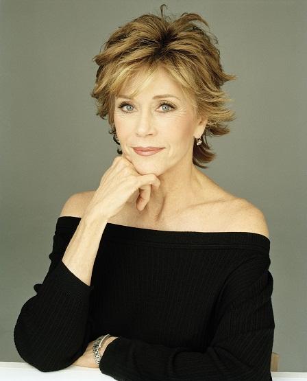 Jane Fonda se află în Top 5 al celor mai influente femei din lume.
