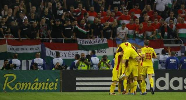 În urmă cu mai bine de un an, România învingea Ungaria cu 3-0, pe Naţional Arena, în Preliminariile Mondialului brazilian