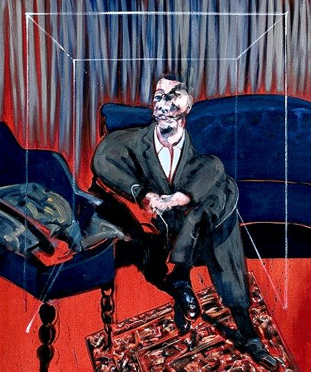 Seated Figure, de Francis Bacon