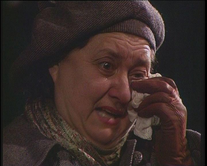 Tamara Buciuceanu, în Dimineaţa pierdută
