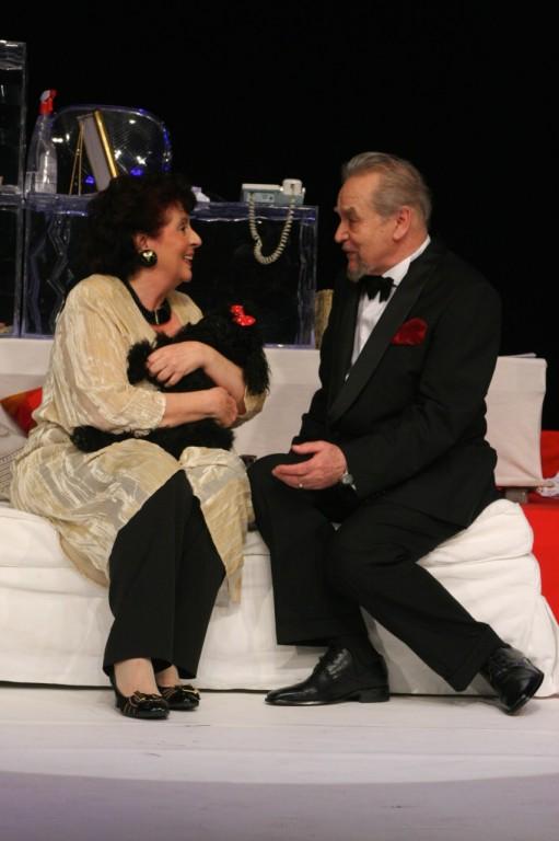 Adela Marculescu si Damian Crasmaru