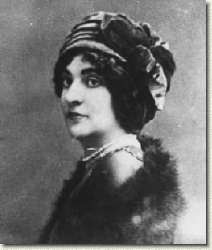Alexandrina Caragiale, iubirea lui Nenea Iancu