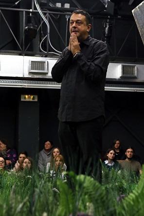 Alexandru Darie, regizorul spectacolului