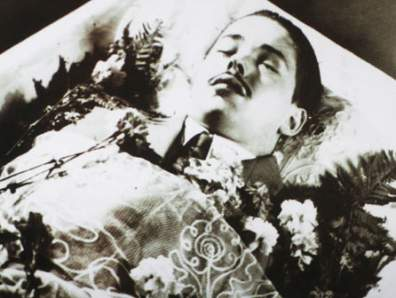 Nicolae Labiş, pe ultimul drum