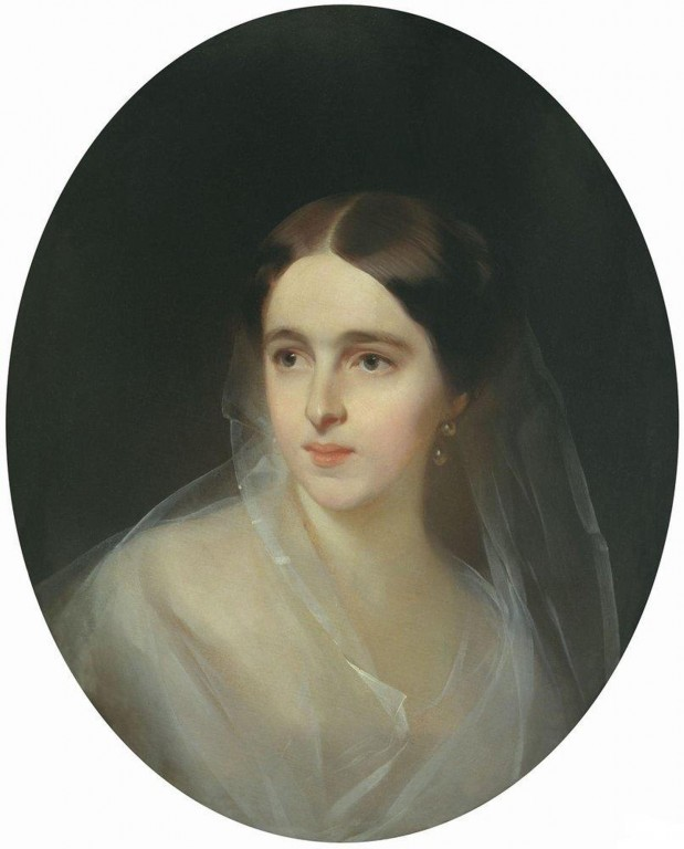 Natalia Nikolaevna Puşkina, 1849 - sotia lui Puşkin