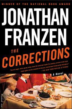 Jonathan Franzen, The Corrections/ Corecţii (2001)
