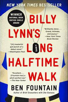 Billy Lynn's Long Halftime Walk/ Plimbarea lungă de la pauză a lui Billy Lynn (2012
