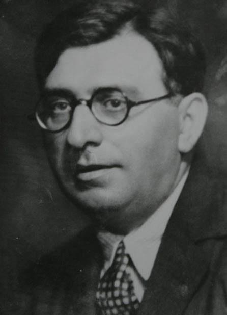 Ion Minulescu, director al Teatrului Naţional din Bucureşti în anul 1926