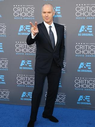 Michael Keaton, câştigător a două premii la Critics Choice Movie Awards
