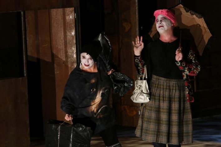 Mirela Gorea - Omul cel bun, poza de pe site-ul Teatrului Bulandra