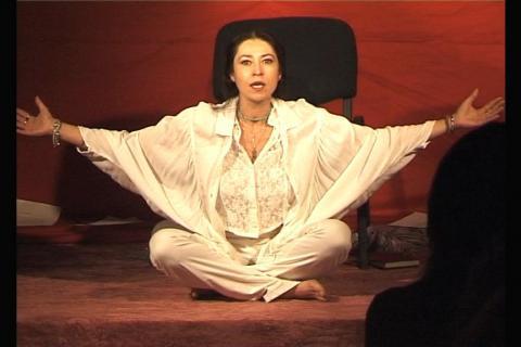 Monoloagele vaginului, Teatrul În Culise