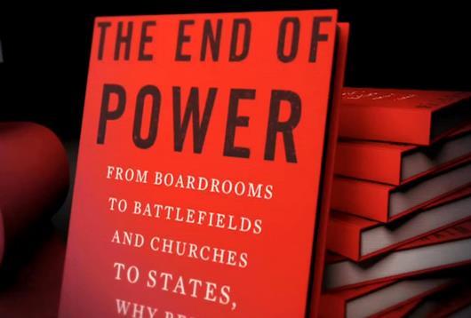 The End of Power, prima carte pe ca Zuckerberg o va citit în 2015