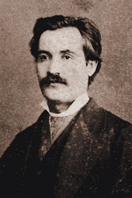 Mihai Eminescu, în anul 1878
