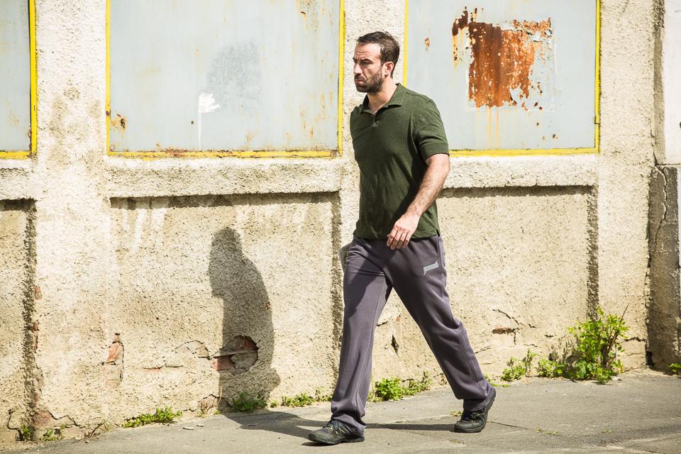 """Serban Pavlu, într-o scenă din serialul HBO """"Umbre"""""""