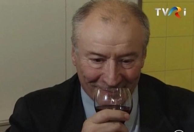 Victor Rebengiuc, în Tandreţea lăcustelor