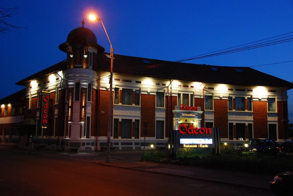Palatul Odeon, astăzi