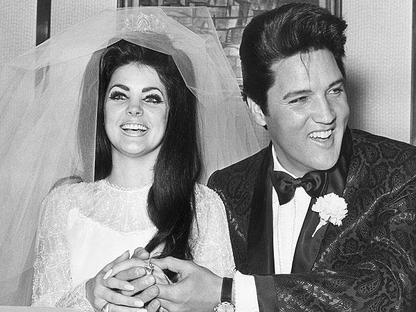 Elvis Presley şi Priscilla Beaulieu