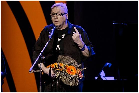 Gigi Căciuleanu - Premiul Lux Mundi