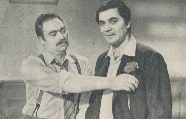 Mircea Albulescu si Ion Besoiu