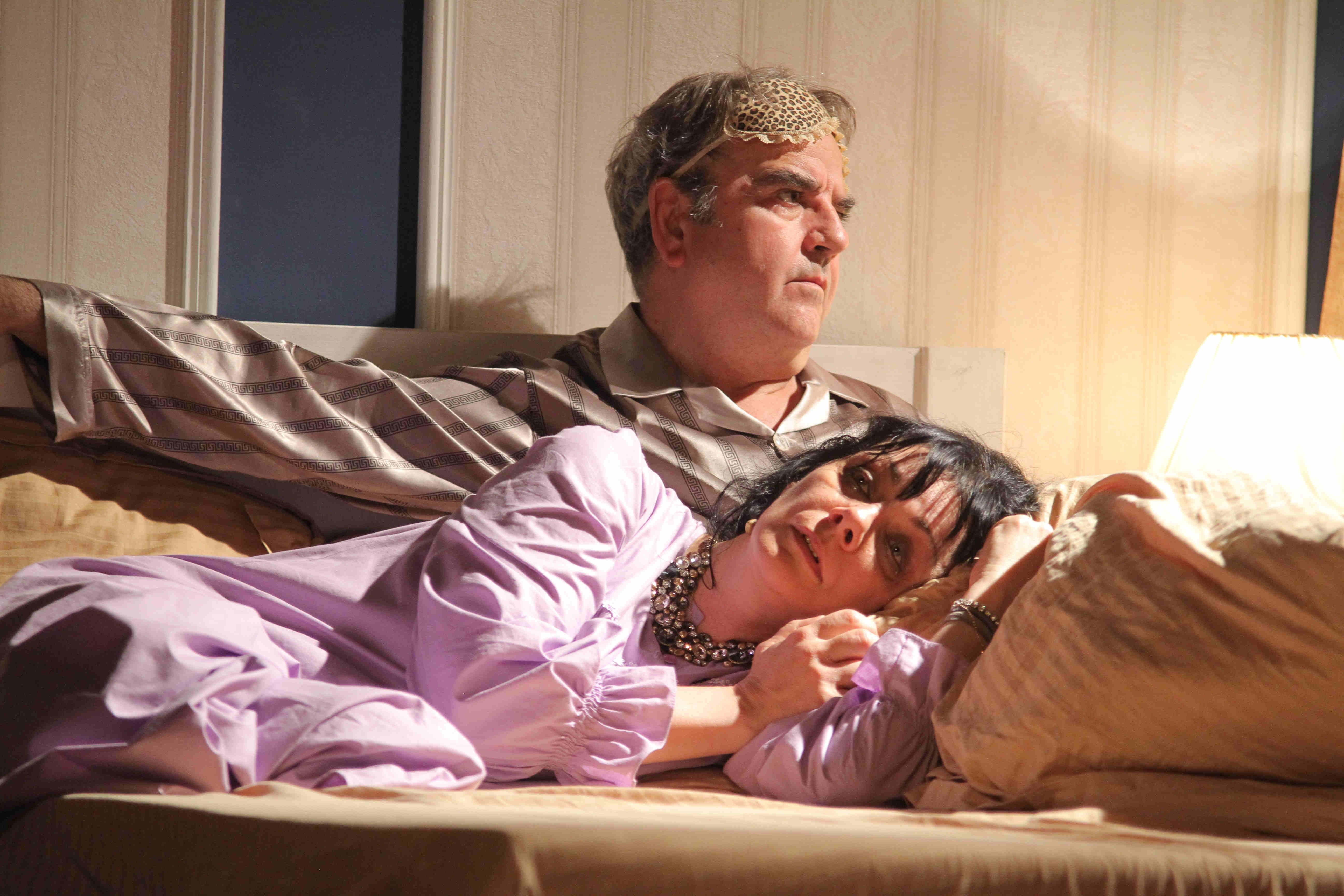 Mircea Constantinescu și Carmen Tănase, pe scena de la Teatrelli