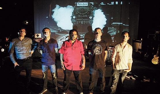 Zenzile, cei mai cunoscuți promotori francezi ai dub reggae-ului din anii '90 încoace.