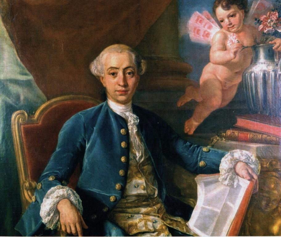 Casanova – memoriile unui cuceritor