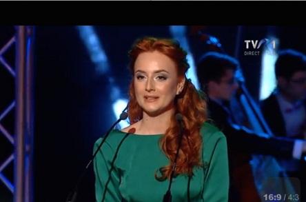 Ana Bianca Popescu, premiul UNITER pentru debut