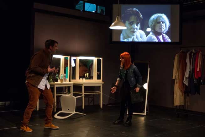 Living in Oblivion, Teatrul Nottara