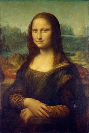 Mona Lisa (Gioconda) - Leonardo da Vinci