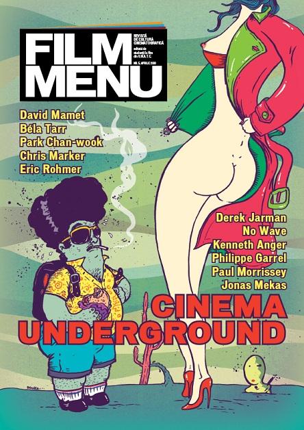 Număr al revistei Film Menu
