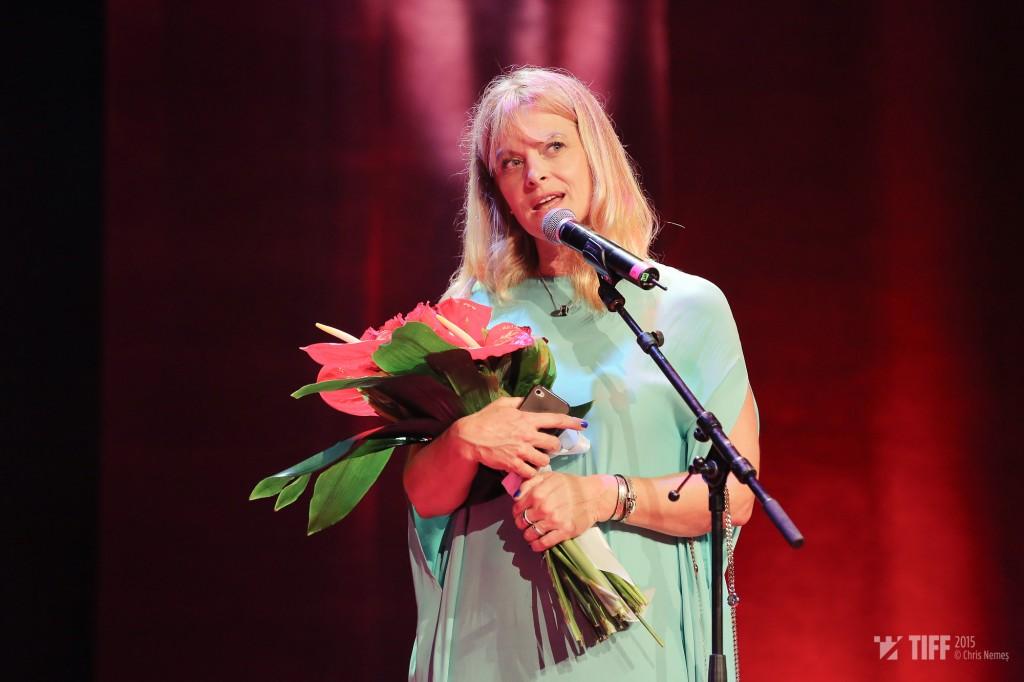 Nastassja Kinski la Gala de inchidere TIFF 2015 Foto Chris Nemes