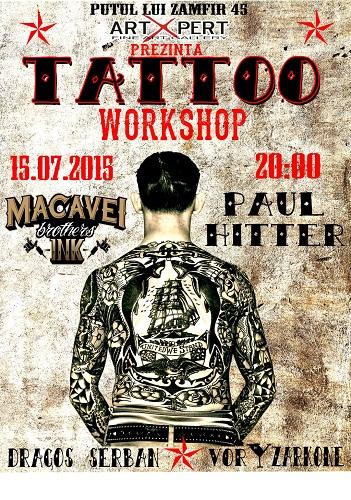Tattoo Workshop