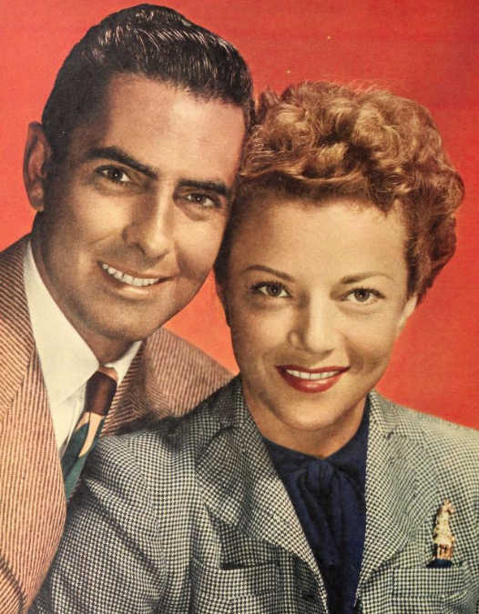 Tyrone_Power_and_Annabella