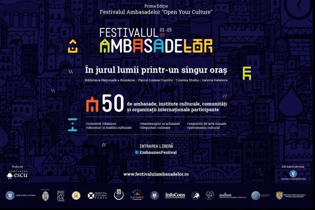 Festivalului Ambasadelor