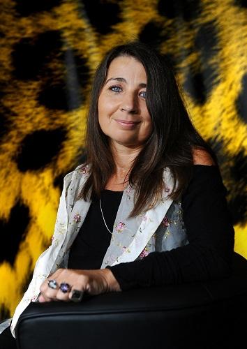 Anca Damian - regizorul filmului Muntele magic