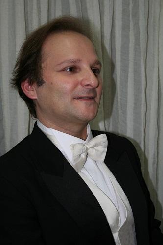Dirijorul DAVID CRESCENZI