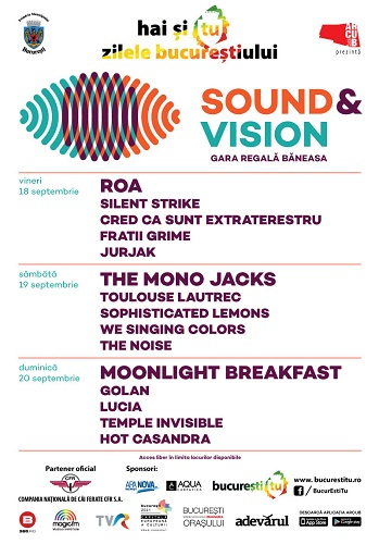 Sound&Vision-festival de muzica alternativa