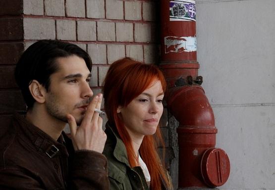 Anghel Damian si Olimpia Melinte, in Perfect sanatos