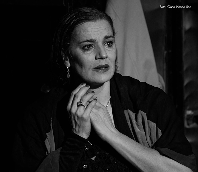 Asta seara Lola Blau. credit foto Oana Monica Nae