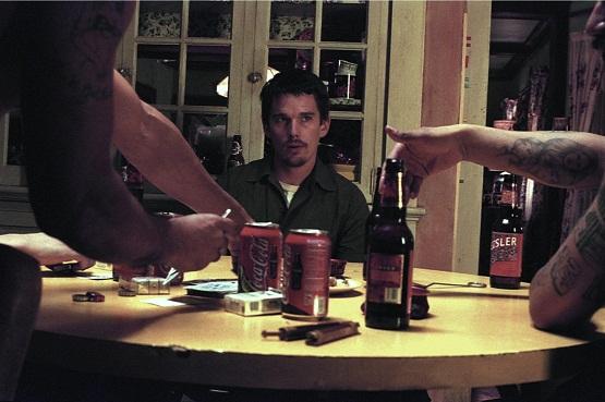 Ethan Hawke, în filmul Training Day