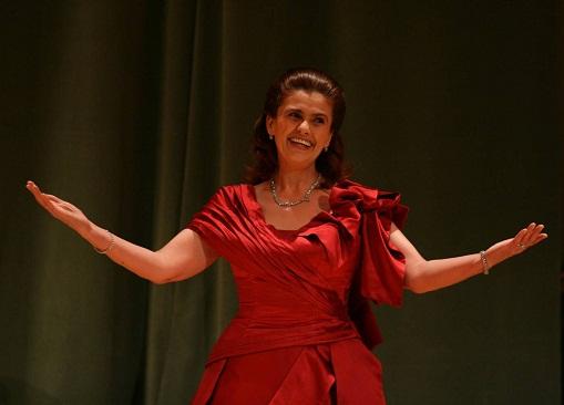 Felicia Filip, managerul Operei Comice pentru Copii