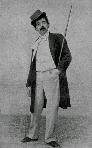 Iancu Brezeanu in Cetateanul turmentat