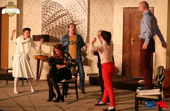 Toc Toc, Teatrul Elisabeta